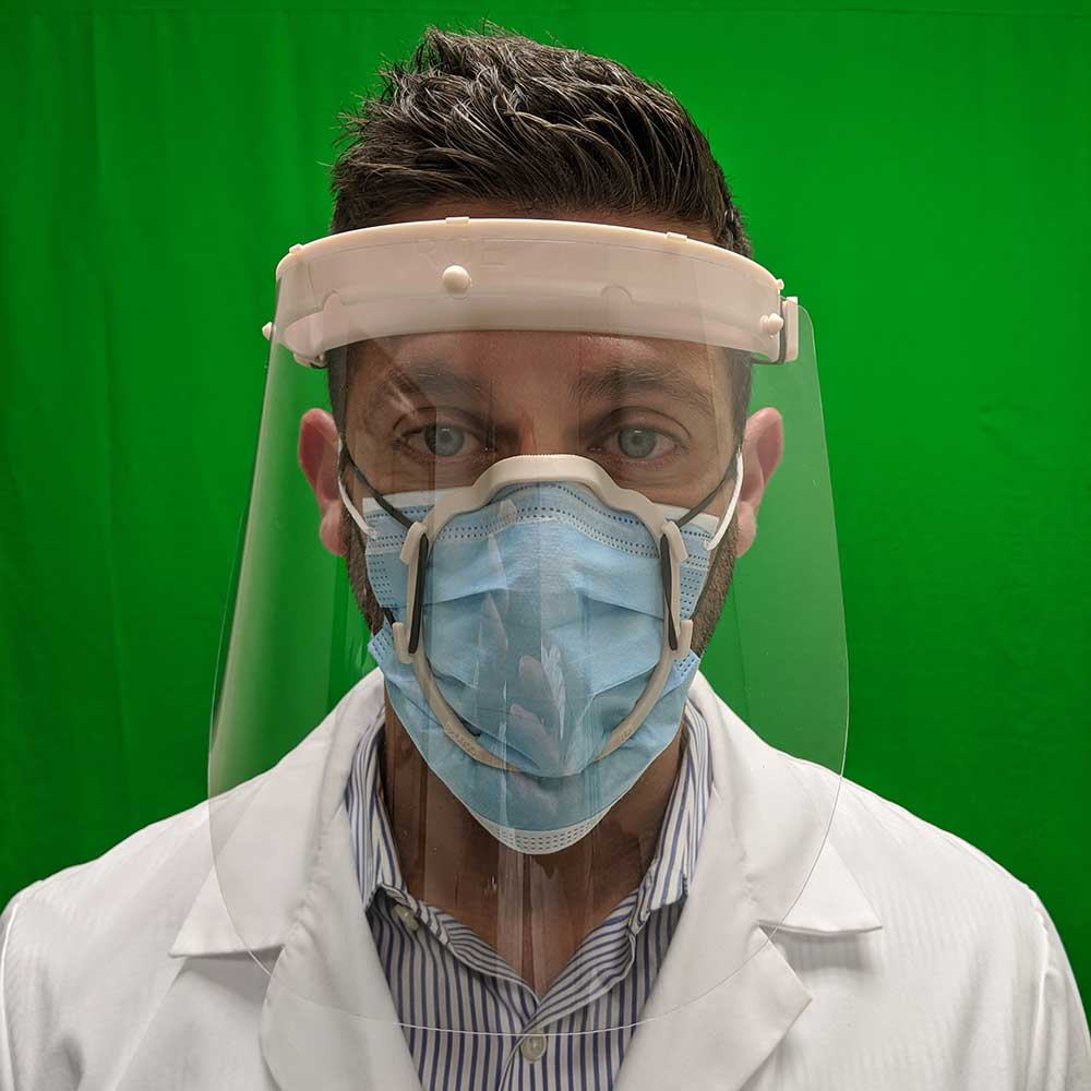 ShieldU 3D / Bellus3D Mask Fitter combo