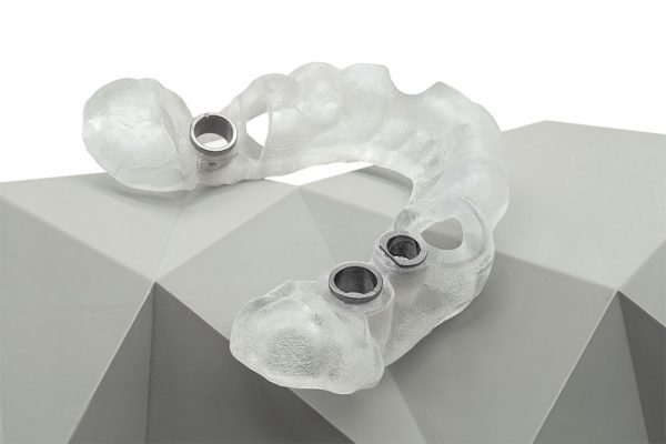 Tooth Supported Surgical Guide